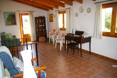 Finca Sa Taulada - Wohnbereich im OG