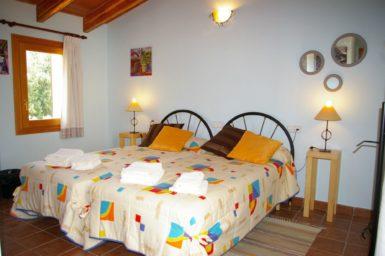Finca Sa Taulada - Schlafzimmer im OG