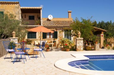 Finca mieten nahe Porreres Mallorca