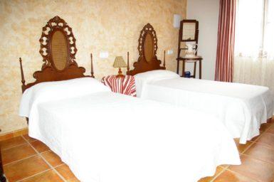 Doppelschlafzimmer Finca Ses Terrasses