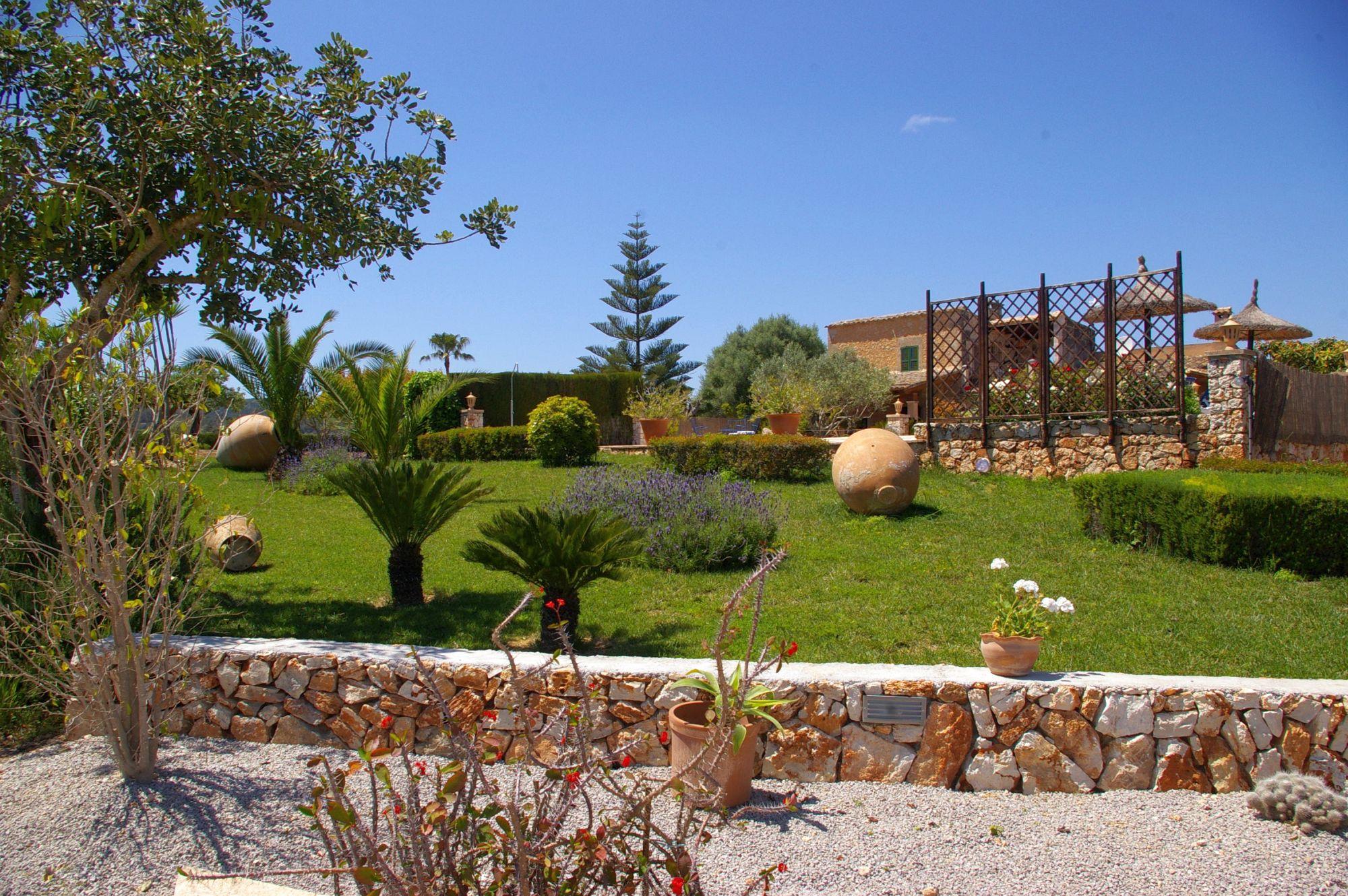 Finca nahe Porreres auf Mallorca