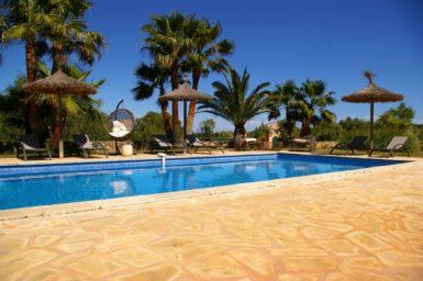 Finca Mallorca Santanyi