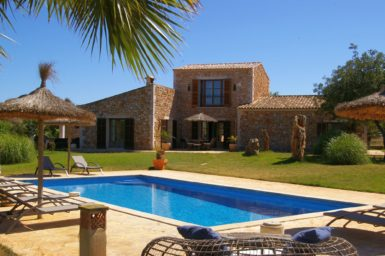 Finca mit Pool im Süden von Mallorca