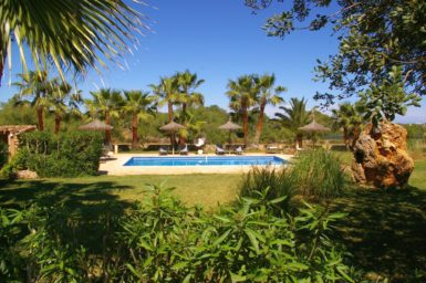 Finca nahe Santanyi Mallorca