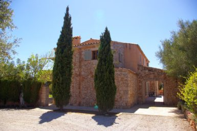 Finca für 8 Personen auf Mallorca