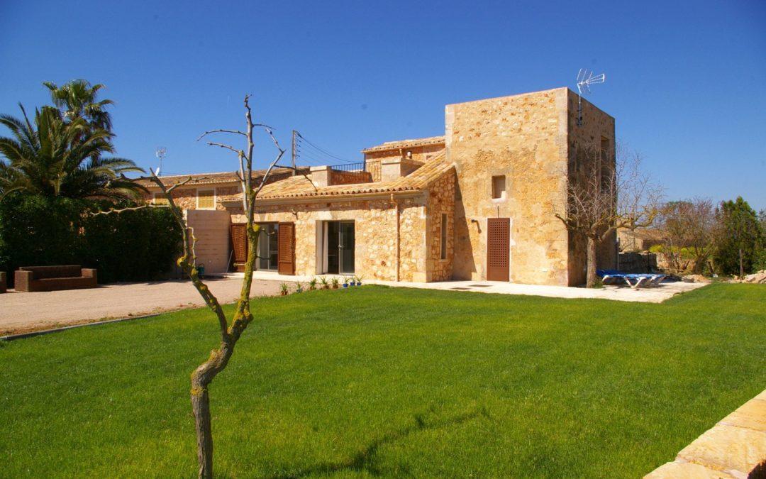 Moderne Finca Mallorca mit Pool