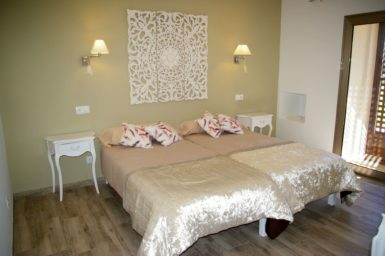 Doppelschlafzimmer Finca Torre Vella
