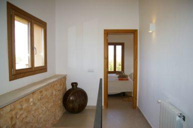 Obergeschoss mit 2 Doppelschlafzimmer