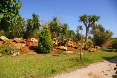 Finca Can Riera - schöner Garten