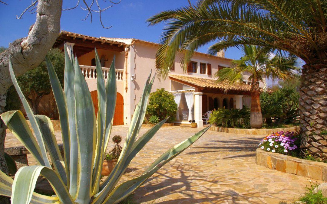 Finca Cas Mungi Vell auf Mallorca