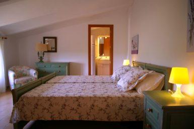 Finca Cas Mungi Vell - Schlafzimmer mit Bad en Suite