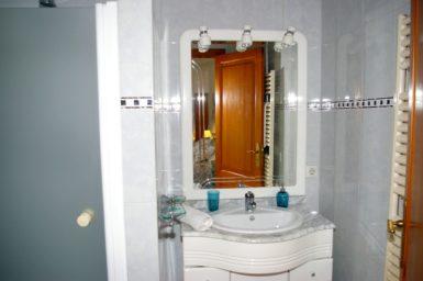 Finca Cas Mungi Vell - kleines Bad mit Dusche