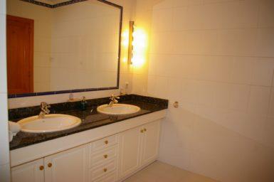 Finca Cas Mungi Vell - Bad der Gästewohnung