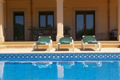 Strandnahe Finca Mallorca