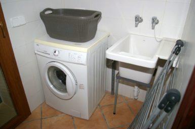 Waschraum Finca Sa Bassa Seca