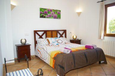 Finca Sa Bassa Seca - Schlafzimmer im EG