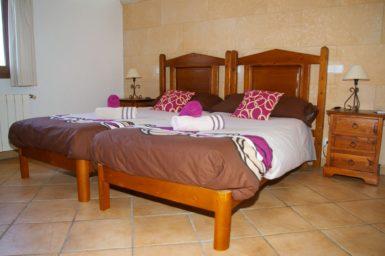 Finca Sa Bassa Seca - Schlafzimmer im OG