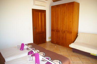 Finca Sa Bassa Seca - Schlafzimmer mit Schlafcouch
