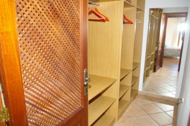 Finca Sa Bassa Seca - Begehbarer Kleiderschrank