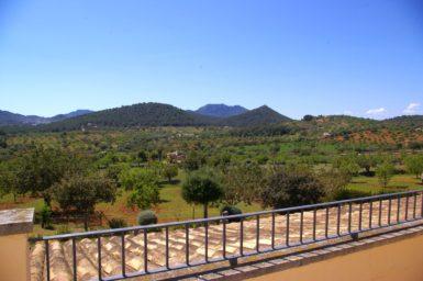 Finca Sa Bassa Seca - toller Ausblick