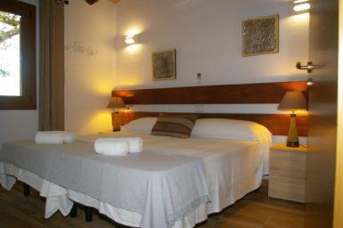 Finca Ses Donardes - Schlafzimmer