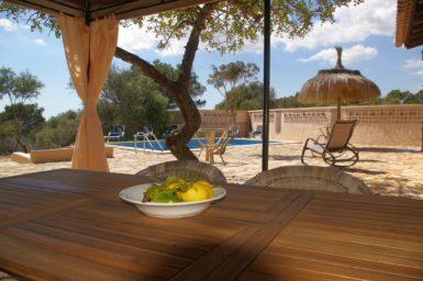 Finca Mallorca mit Außengrill