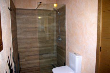 Finca Ses Donardes - Bad mit Dusche