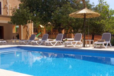 Pool Finca nahe Campos