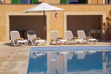 Finca Mallorca für 10 Personen zum mieten