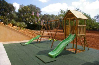 Kinderspielplatz Finca Romani