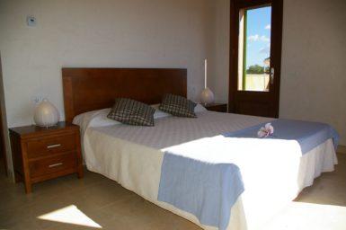 Doppelschlafzimmer mit Bad en Suite im OG