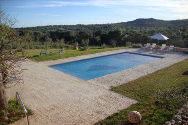 Finca mit Pool zum mieten