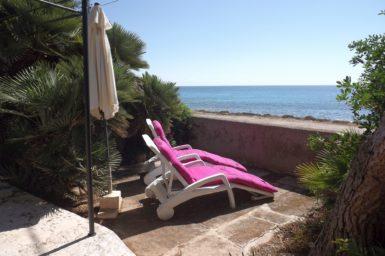 Ferienhaus Mallorca direkt am Meer
