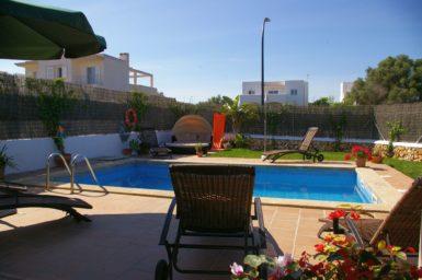 Strand nahes Ferienhaus auf Mallorca