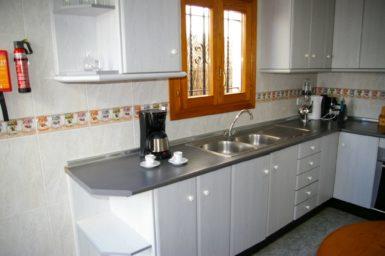 Ferienhaus Hector - Küche