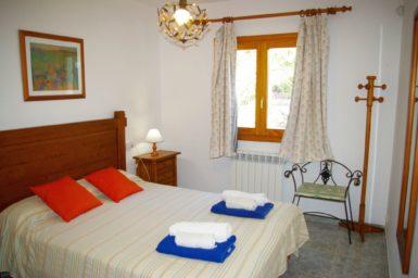 Ferienhaus Hector - Schlafzimmer im EG