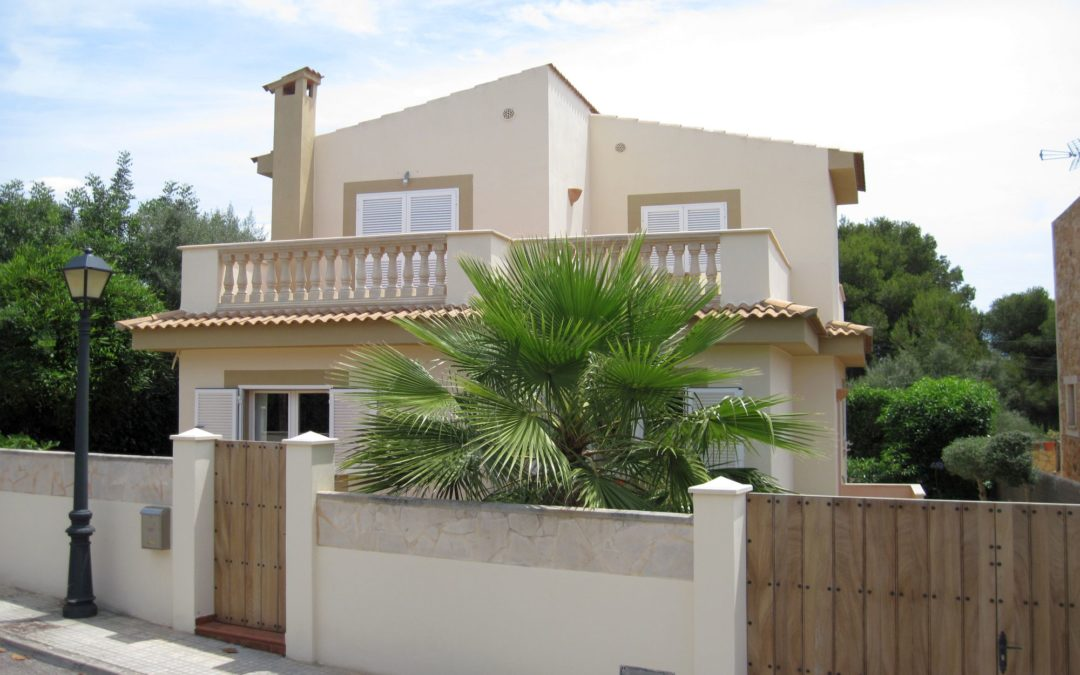 Ferienhaus Mallorca in Cala Santanyi