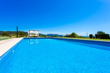 Pool Finca Bassanet