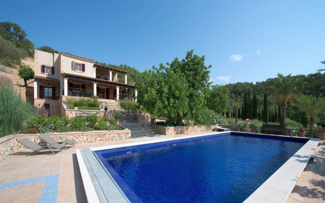 Finca mit großen Pool auf Mallorca