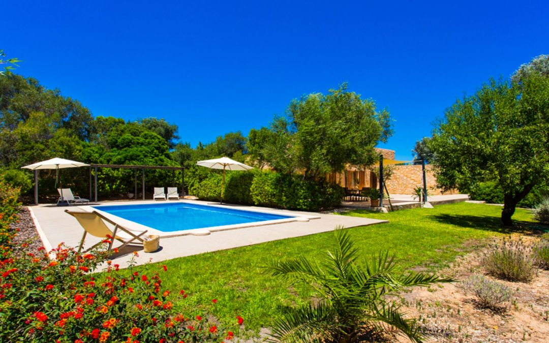 Finca Mallorca mit Pool in Port Verd