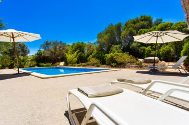 4 Personen Finca Mallorca