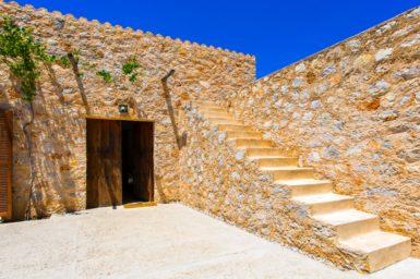 Naturstein Finca Mallorca