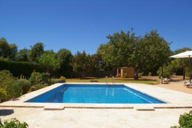 Finca Can Pere Juan - Pool 8x4 Meter