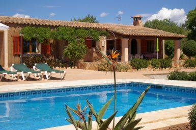 Finca Mallorca mit Pool für 6 Personen