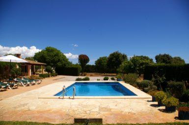 Finca Can Pere Juan - Pool mit Einstiegsleiter
