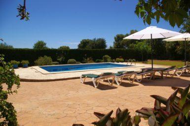 Finca Can Pere Juan - Finca mit Pool