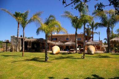 Finca mit einmaliger Gartenanlage auf Mallorca