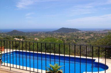 Meerblick Finca El Cel Mallorca