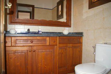 Finca El Cel - Gäste WC