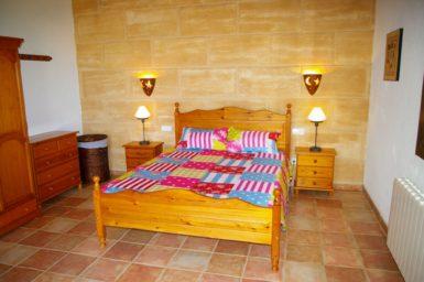 Finca El Cel - Schlafzimmer im EG
